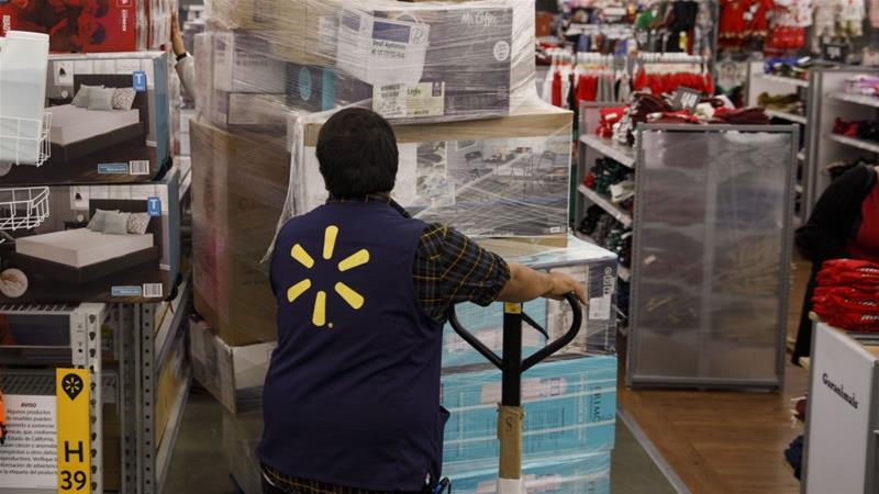 Walmart Announces Massive Hiring Amid Coronavirus Demands