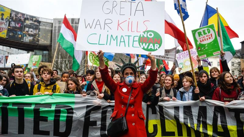 Making reduction targets legally binding — EU Climate Law
