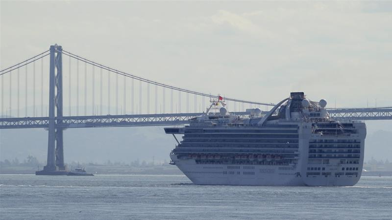 Grand Princess finally about to dock. Here's why officials picked Oakland