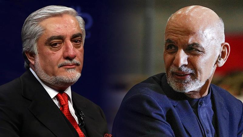 Could rivalry between Afghanistan's leaders derail peace efforts?