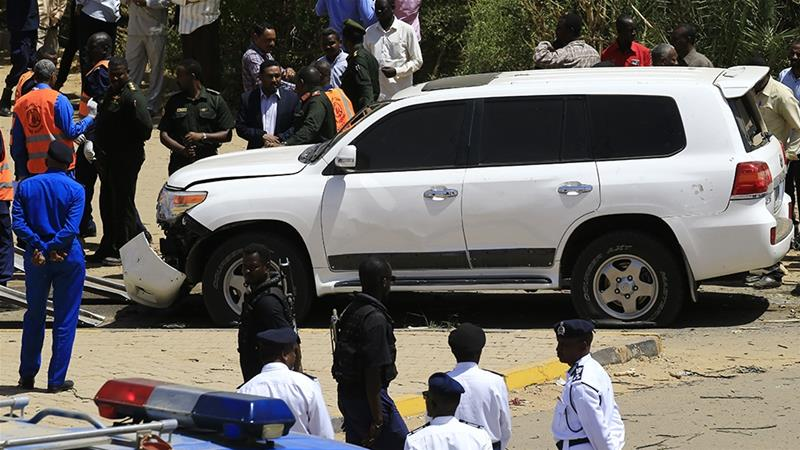 Sudan's PM survives assassination attempt, says state media