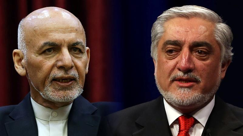 The US had been pushing Afghanistan's divided leadership to bury their differences and begin the so-called intra-Afghan talks [File: Omar Sobhani/Reuters]
