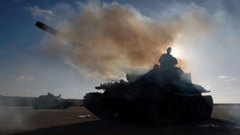 In a 376-report submitted to the UN Security Council in December, a panel of experts warned that the presence of Sudanese fighters had become a notable feature of the Libyan conflict and it risked destabilising the country further [File: Esam Omran Al-Fetori/Reuters]