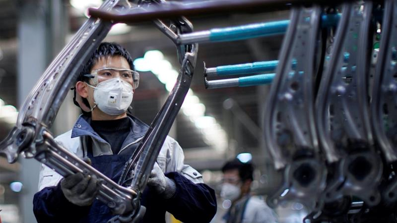 China factories bounced back in March, but activity remains weak ...