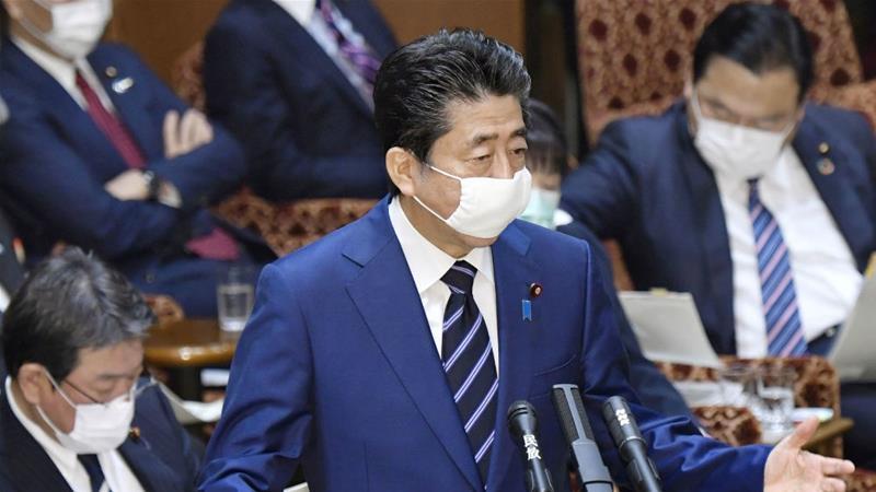 Japan calls coronavirus pandemic 'biggest crisis' since world war ...