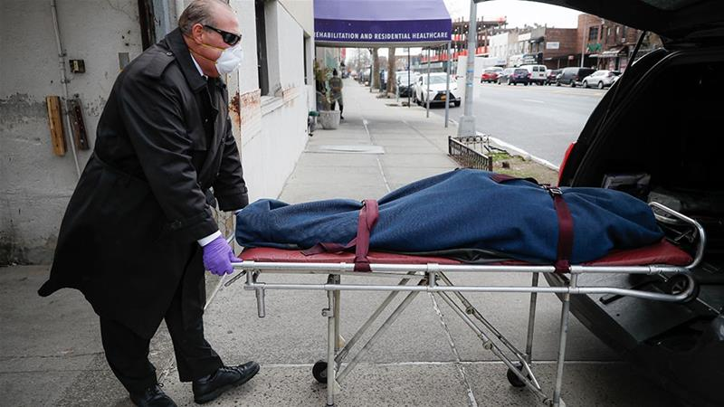 Almost 2,500 deaths reported in NY nursing homes