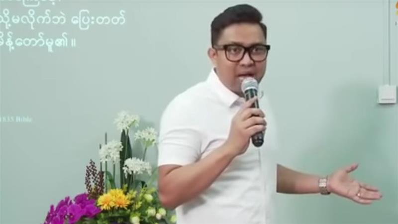 Christian pastor who defied Myanmar law positive for coronavirus ...