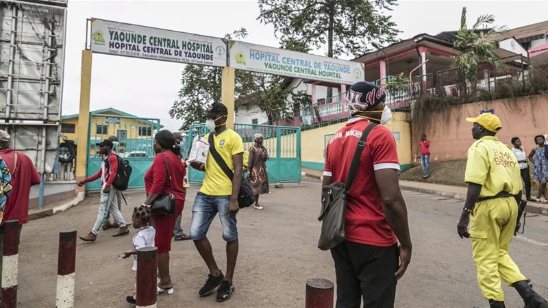 Masks, bans and questions: Inside Cameroon's COVID-19 response