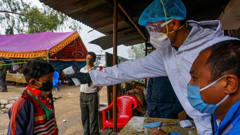From quake to coronavirus, knee-jerk response from Nepal ...