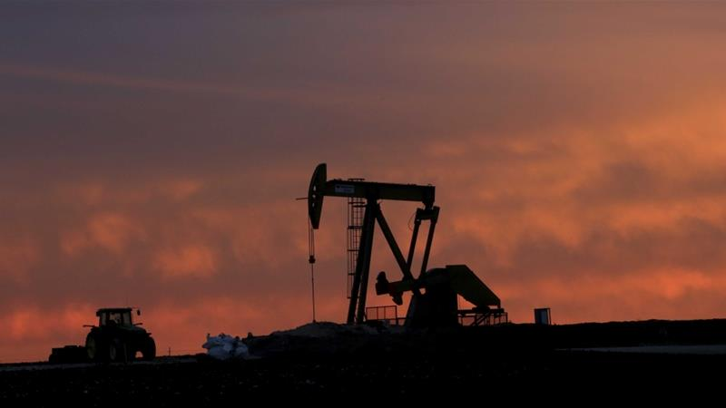 Oil prices dip over US riots but output cut hopes offset losses ...