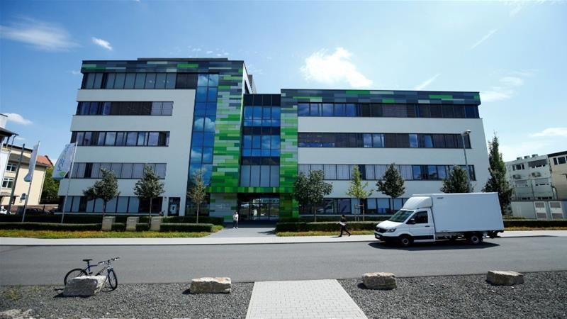 German company begins human trials of coronavirus vaccine