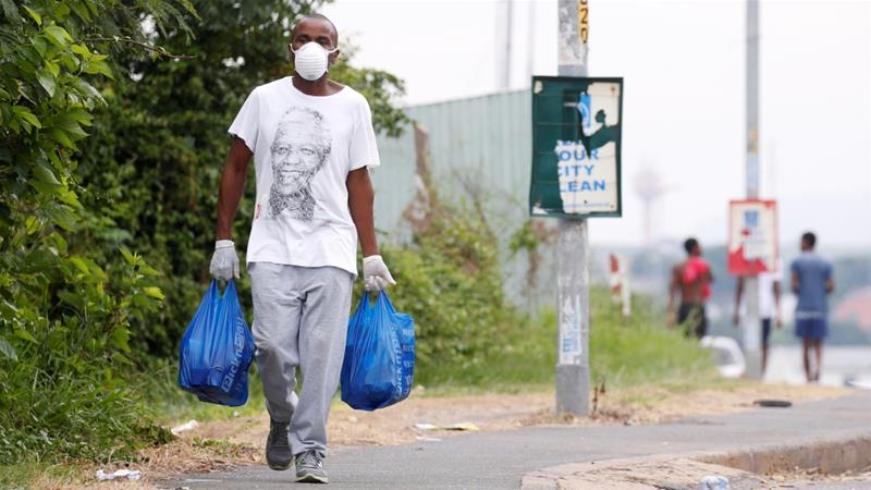 One week into lockdown, how is S Africa faring in COVID-19 ...