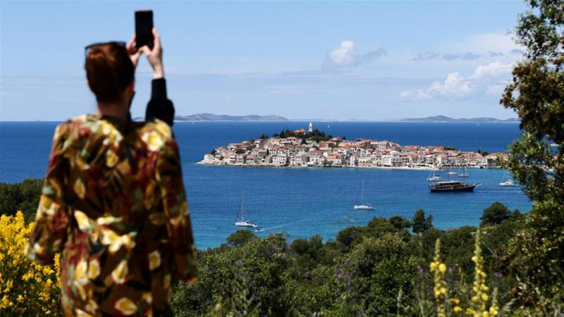 The islet of Primosten is just one of Croatia's many picturesque attractions [File photo: May 2019/Antonio Bronic/Reuters]