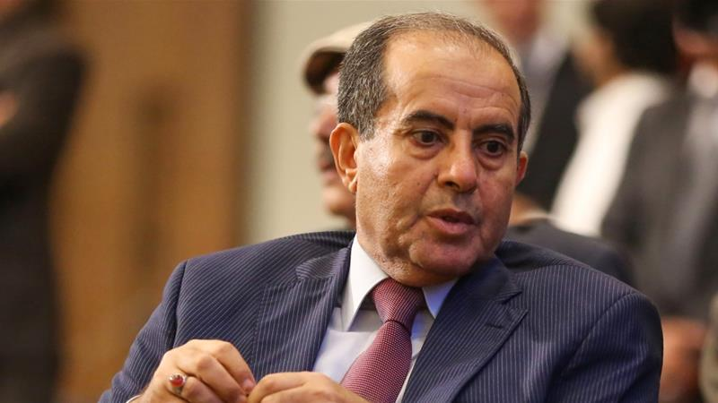 Jibril, who was in his late 60s, had mainly lived in Egypt in recent years [File: Mahmud Turkia/AFP]