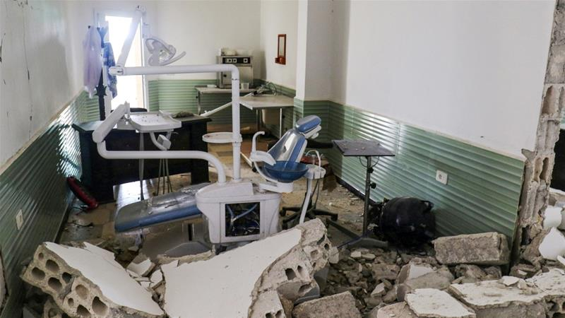 United Nations  inquiry: 'highly probable' Syrian regime targeted schools and hospitals