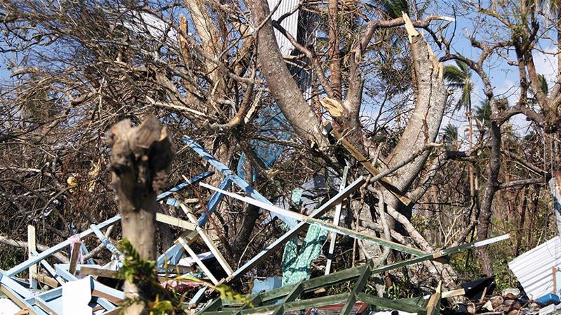 Powerful Category 4 Cyclone Harold set to slam Vanuatu