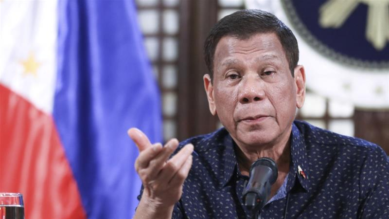 Rodrigo Duterte Says,Philippines Extends COVID-19 Lockdown Until April 30