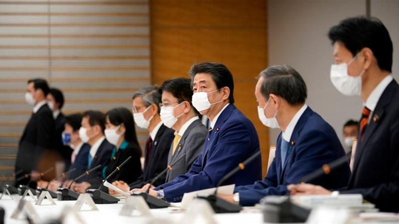 Japan passes 10,000 domestic cases of COVID-19