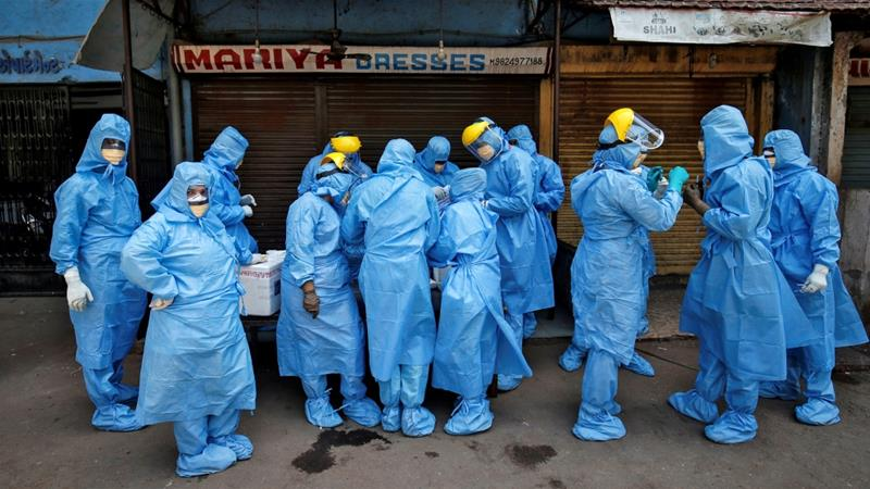 What's behind the shortage of coronavirus protective equipment?