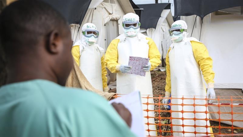 Ebola patient dies in Congo, first case in 50 days