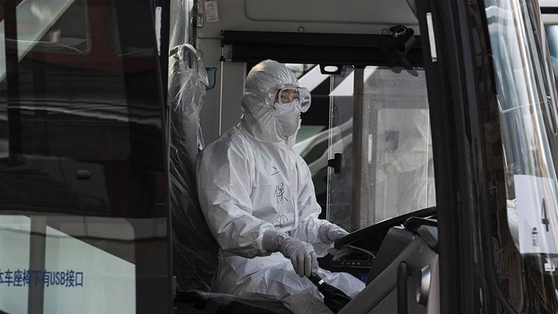 Once the epicenter of the virus, China strives to keep it out