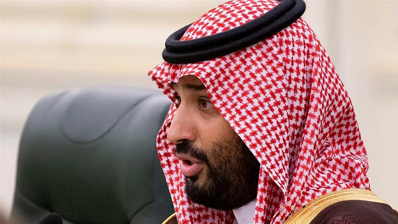 According to a report by the United Nations Conference on Trade and Development, FDI inflows into Saudi Arabia reached $4.6bn in 2019, well short of the kingdom's $10bn goal [File: Alexander Zemlianichenko/Reuters]