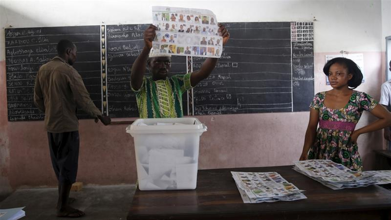 Voters will head to the polls on Sunday to elect local representatives [File: Akintunde Akinleye/Reuters]