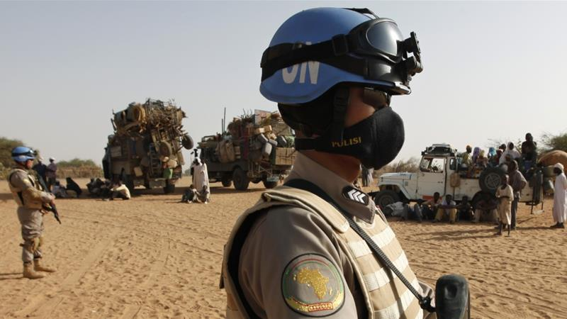 Sudan needs a UN peacekeeping mission