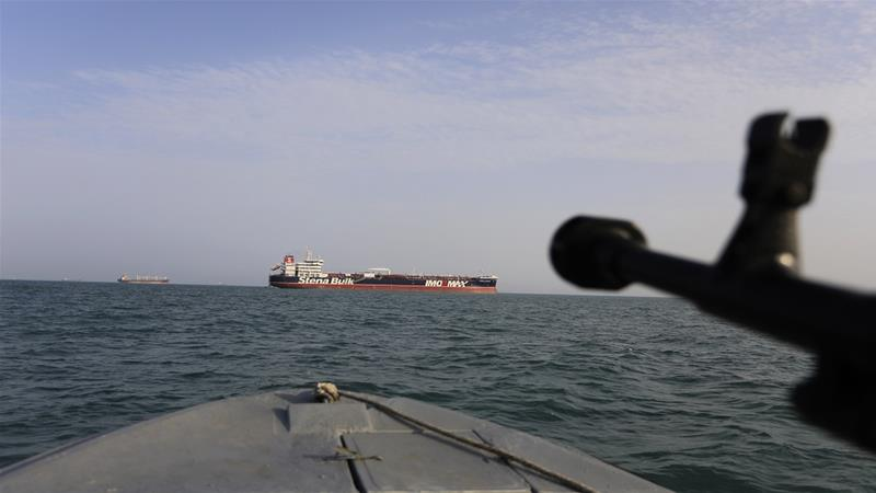 Iran warns US against disrupting fuel shipments to Venezuela ...