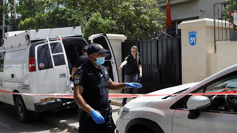 Chinese ambassador to Israel found dead in Tel Aviv home | China ...