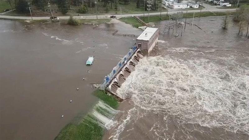 Saginaw County To Be Affected By Edenville Dam Failure
