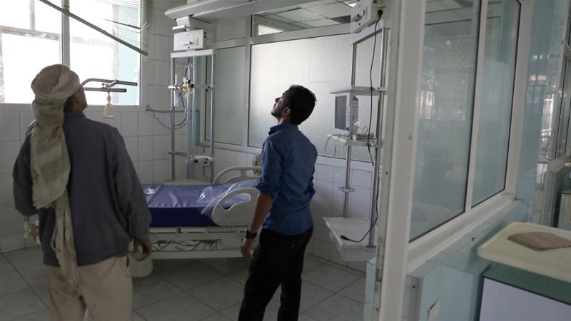 Yemen's health system 'has in effect collapsed' as COVID-19 spreads