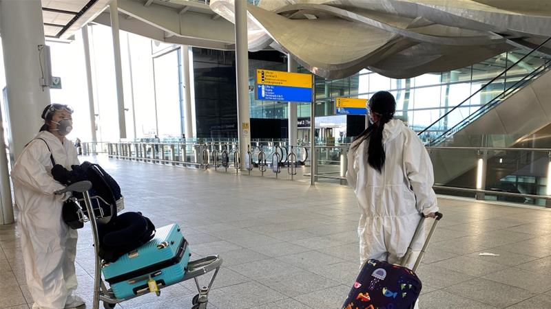 Travellers face £1,000 fines for breaking United Kingdom quarantine