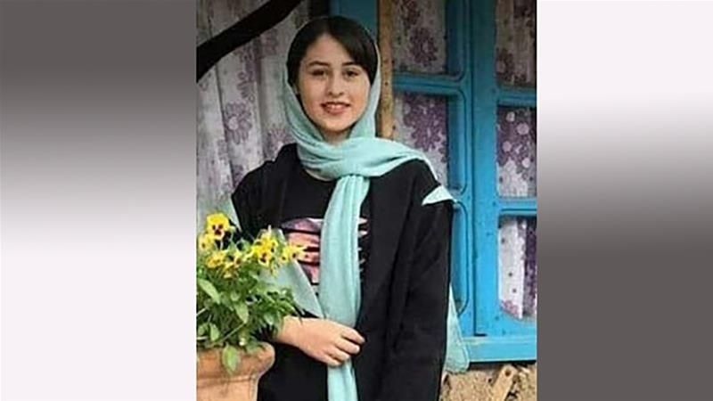 Iran girl, 13, beheaded by father in 'honour killing'