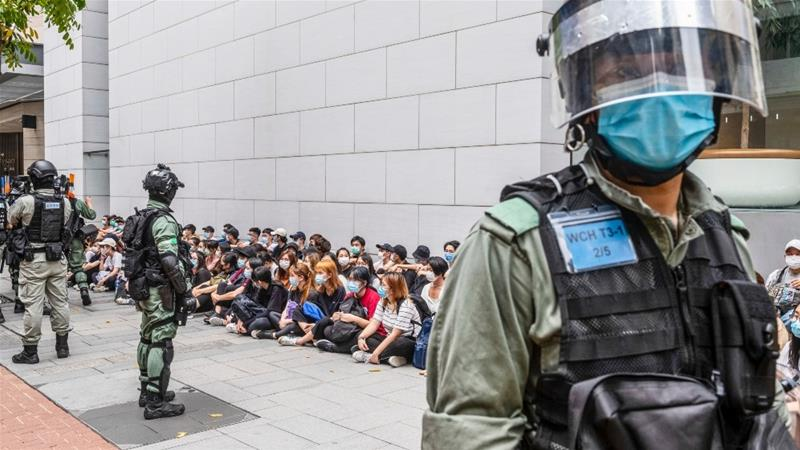 'A blow to autonomy': China's planned Hong Kong security law