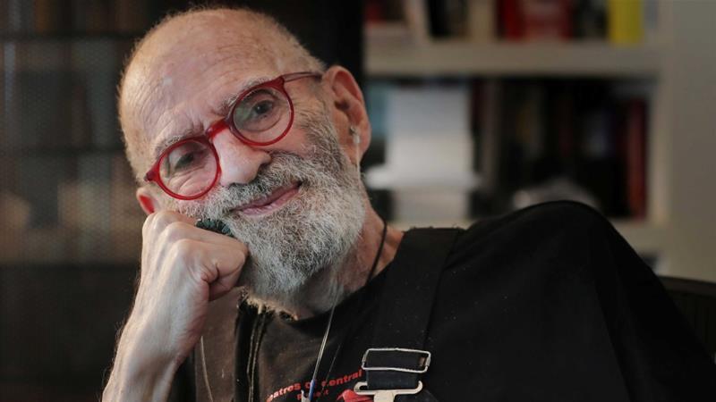 img LARRY KRAMER, Screenwriter, Novelist, Essayist