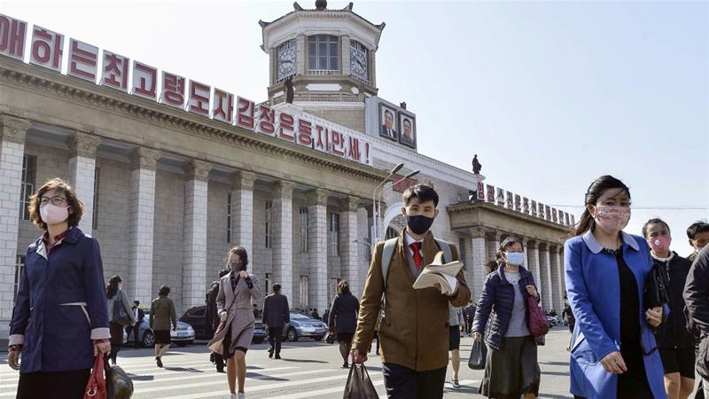 USA  indicts North Koreans, accuses state-owned bank of evading sanctions
