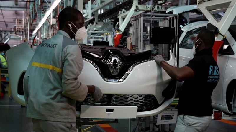 French automaker Renault announces 15,000 job cuts