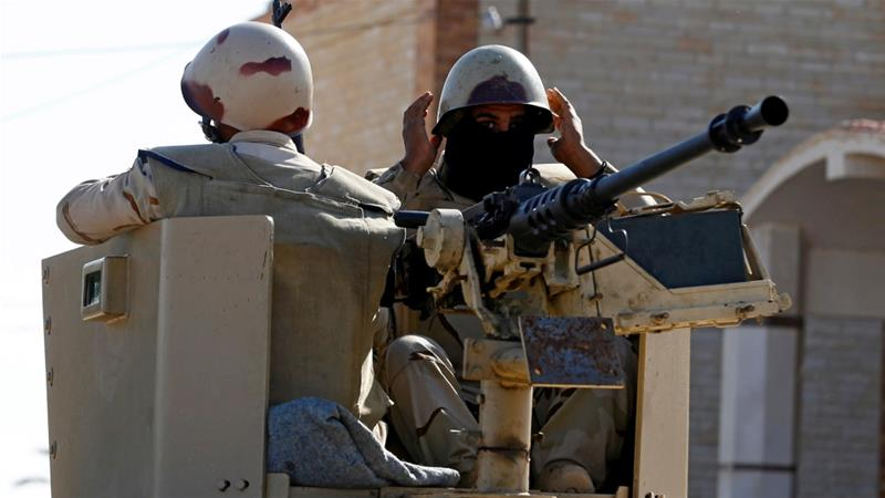Authorities launched a nationwide operation in 2018 focused on North Sinai [File: Mohamed Abd El Ghany/Reuters]