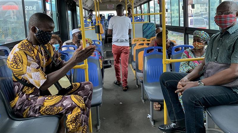 Businesses reopen as Nigeria eases coronavirus lockdown ...