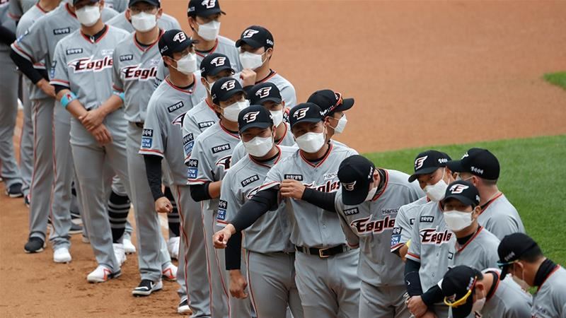 Korea's Baseball Season Begins After Remarkable Turnaround in Coronavirus Cases