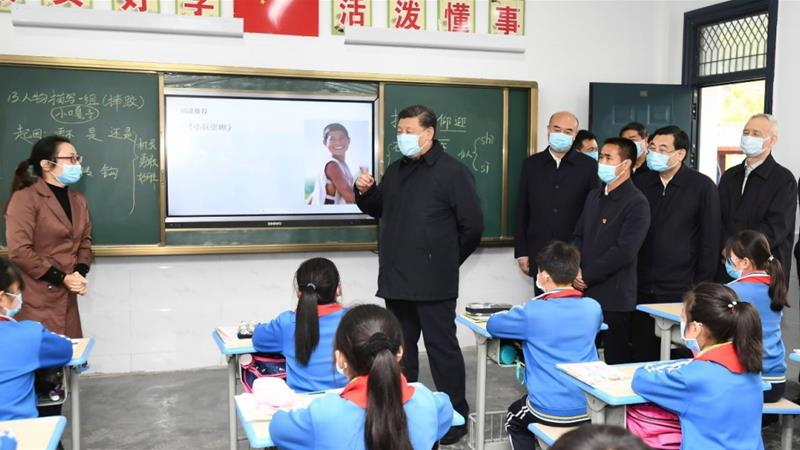 China arrests law professor who criticised Xi over coronavirus