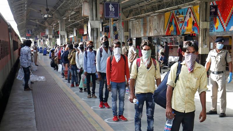 Train passengers to be compulsorily screened as Railways resumes operations Tuesday