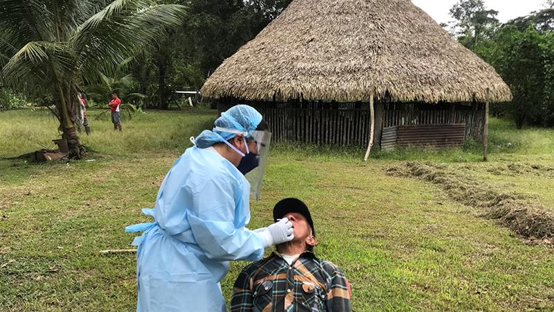 Ecuador Indigenous community fears extinction from coronavirus
