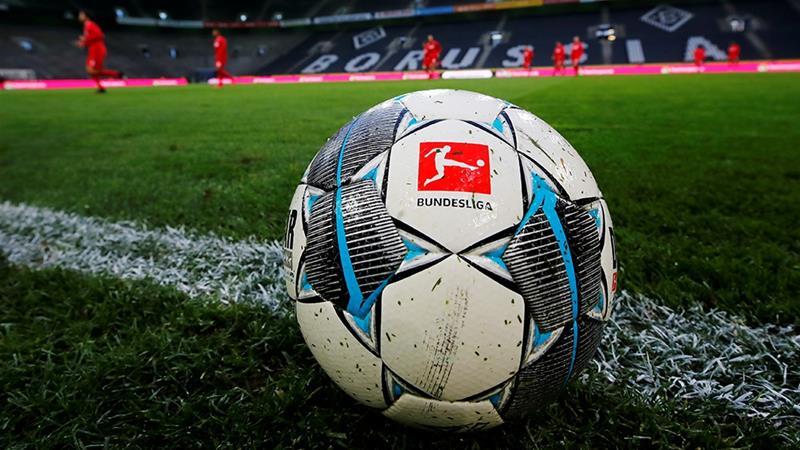 German football league Bundesliga is back after coronavirus break ...