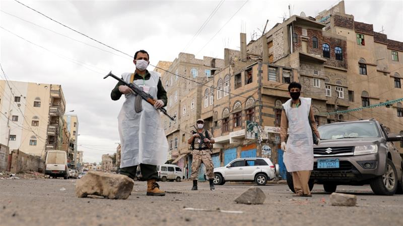 The World Health Organization says Yemen is suffering full-blown transmission of the virus [File: Khaled Abdullah/Reuters]