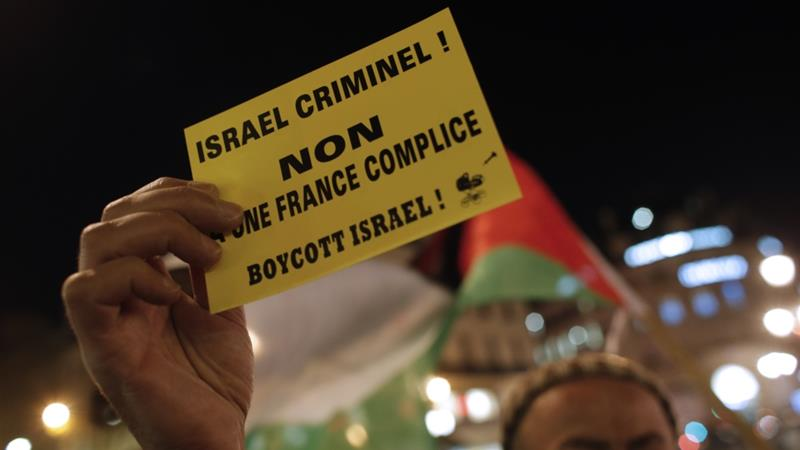 The Israeli government has denounced the boycott movement [File: Christian Hartmann/Reuters]
