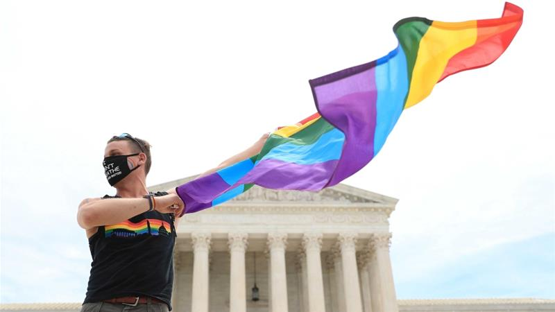 Stars React to Supreme Court ruling on LGBTQ Rights