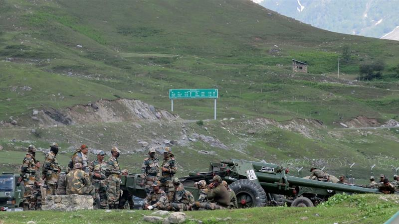 Three Indian soldiers 'killed' in clash on Chinese border