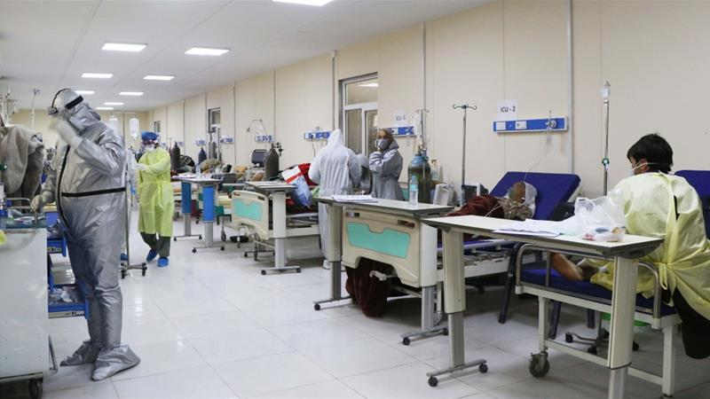 'Million at risk' as attacks on Afghan healthcare facilities rise